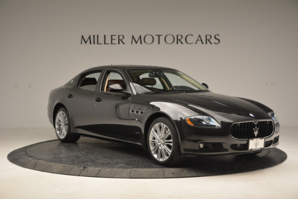 Used 2013 Maserati Quattroporte S for sale Sold at Maserati of Greenwich in Greenwich CT 06830 11