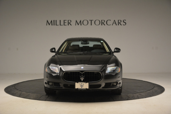Used 2013 Maserati Quattroporte S for sale Sold at Maserati of Greenwich in Greenwich CT 06830 12