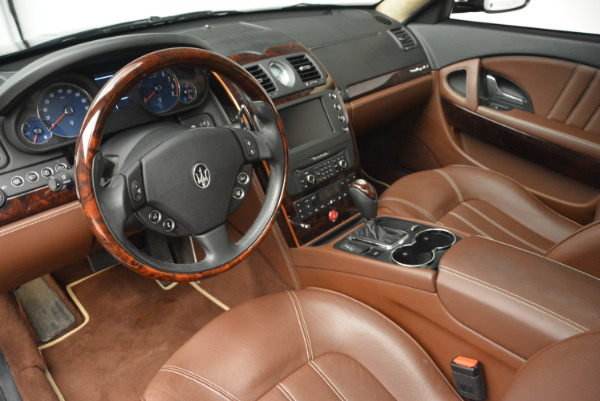 Used 2013 Maserati Quattroporte S for sale Sold at Maserati of Greenwich in Greenwich CT 06830 15