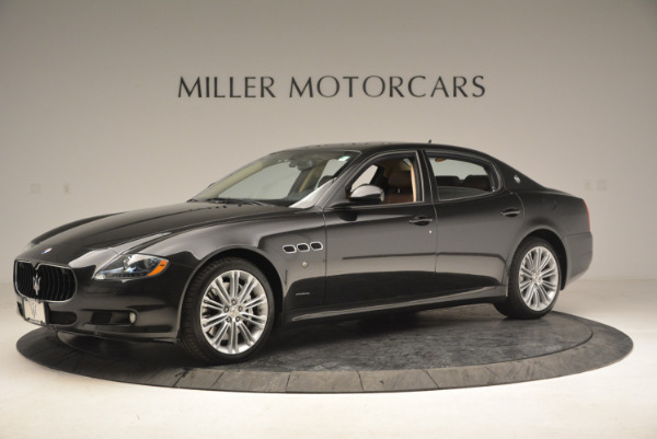 Used 2013 Maserati Quattroporte S for sale Sold at Maserati of Greenwich in Greenwich CT 06830 2