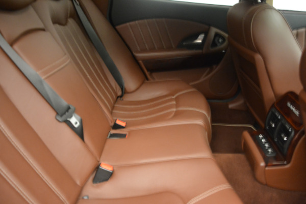 Used 2013 Maserati Quattroporte S for sale Sold at Maserati of Greenwich in Greenwich CT 06830 24