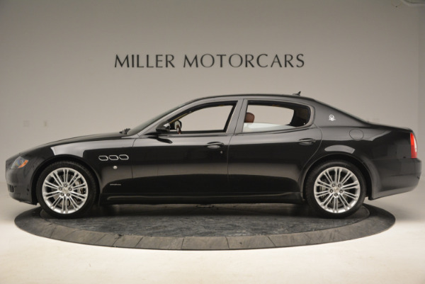 Used 2013 Maserati Quattroporte S for sale Sold at Maserati of Greenwich in Greenwich CT 06830 3