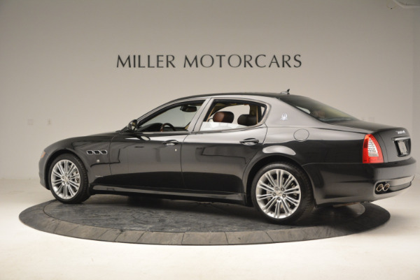 Used 2013 Maserati Quattroporte S for sale Sold at Maserati of Greenwich in Greenwich CT 06830 4