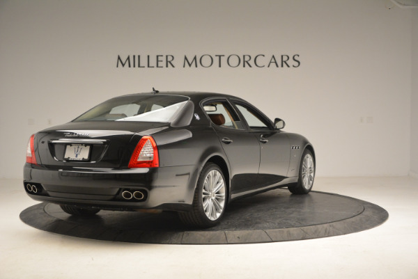 Used 2013 Maserati Quattroporte S for sale Sold at Maserati of Greenwich in Greenwich CT 06830 7