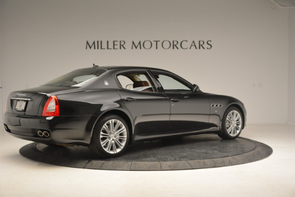 Used 2013 Maserati Quattroporte S for sale Sold at Maserati of Greenwich in Greenwich CT 06830 8