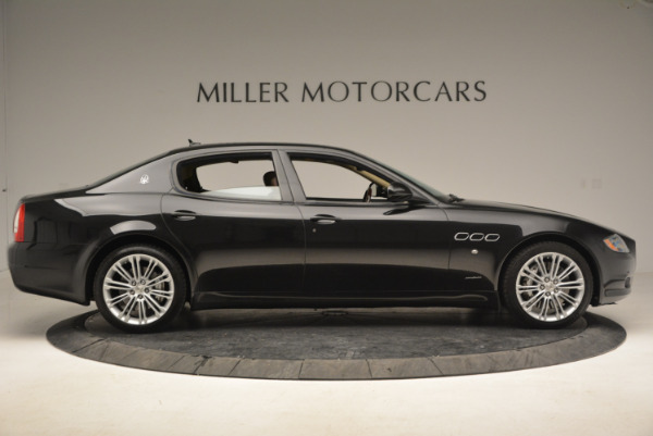 Used 2013 Maserati Quattroporte S for sale Sold at Maserati of Greenwich in Greenwich CT 06830 9