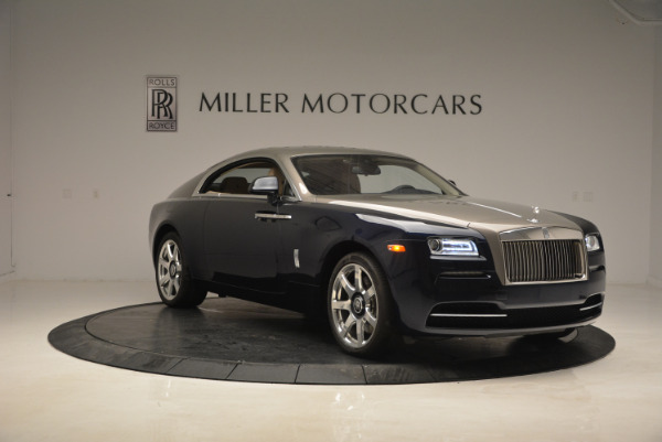 Used 2015 Rolls-Royce Wraith for sale $178,900 at Maserati of Greenwich in Greenwich CT 06830 11