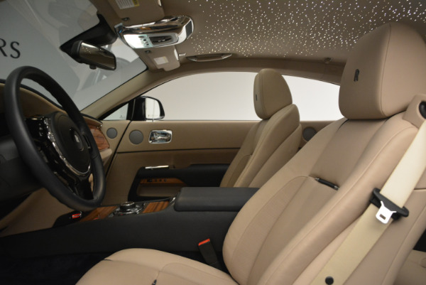 Used 2015 Rolls-Royce Wraith for sale $178,900 at Maserati of Greenwich in Greenwich CT 06830 18