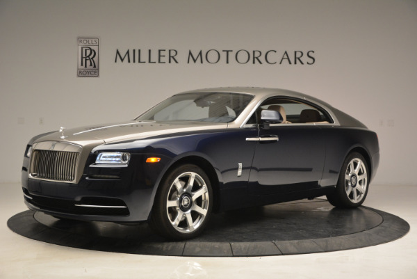 Used 2015 Rolls-Royce Wraith for sale $178,900 at Maserati of Greenwich in Greenwich CT 06830 2