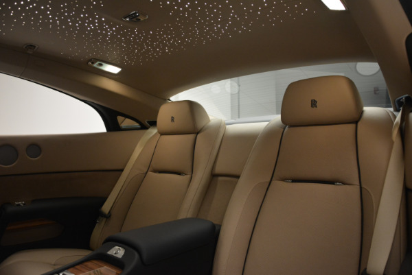 Used 2015 Rolls-Royce Wraith for sale $178,900 at Maserati of Greenwich in Greenwich CT 06830 22