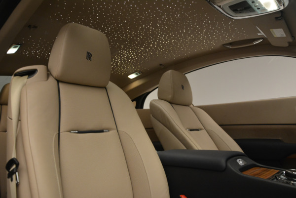 Used 2015 Rolls-Royce Wraith for sale $178,900 at Maserati of Greenwich in Greenwich CT 06830 26