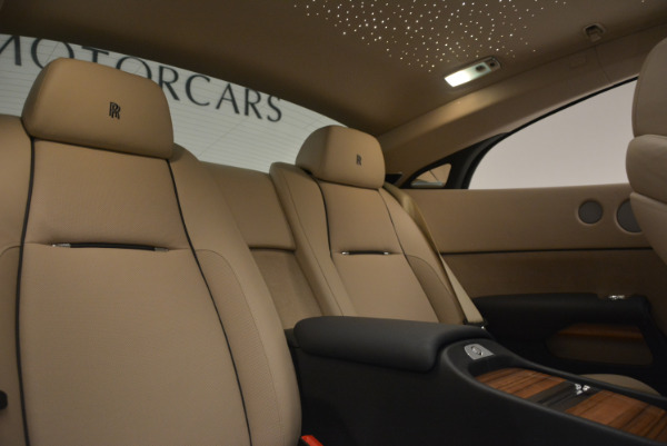 Used 2015 Rolls-Royce Wraith for sale $178,900 at Maserati of Greenwich in Greenwich CT 06830 28