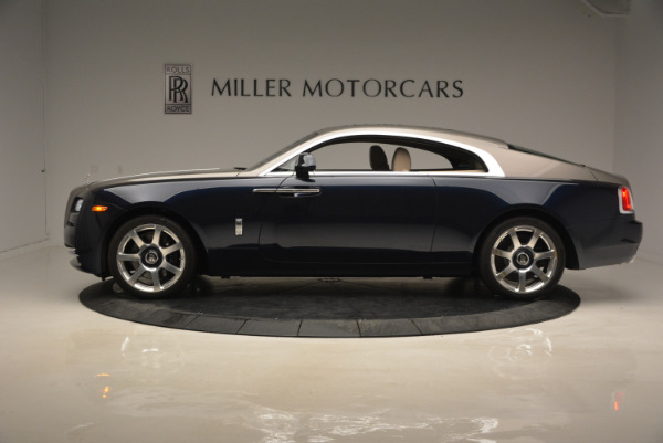 Used 2015 Rolls-Royce Wraith for sale $178,900 at Maserati of Greenwich in Greenwich CT 06830 3