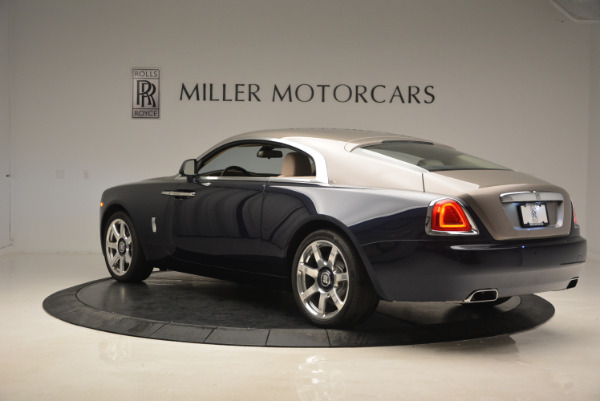 Used 2015 Rolls-Royce Wraith for sale $178,900 at Maserati of Greenwich in Greenwich CT 06830 5
