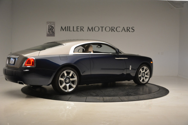 Used 2015 Rolls-Royce Wraith for sale $178,900 at Maserati of Greenwich in Greenwich CT 06830 8