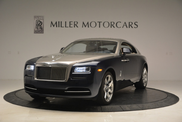 Used 2015 Rolls-Royce Wraith for sale $178,900 at Maserati of Greenwich in Greenwich CT 06830 1