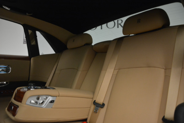 Used 2013 Rolls-Royce Ghost for sale Sold at Maserati of Greenwich in Greenwich CT 06830 20