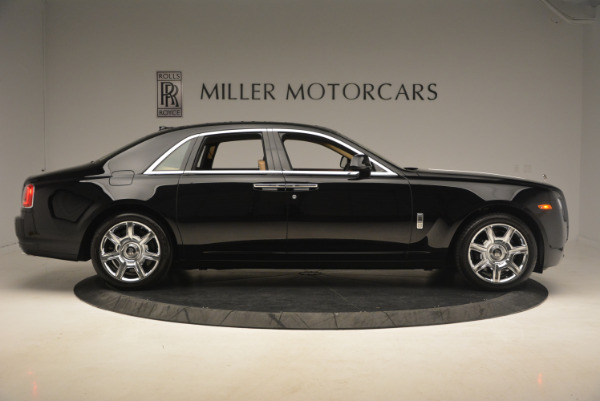 Used 2013 Rolls-Royce Ghost for sale Sold at Maserati of Greenwich in Greenwich CT 06830 9
