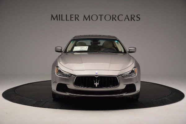 New 2017 Maserati Ghibli S Q4 EX-Loaner for sale Sold at Maserati of Greenwich in Greenwich CT 06830 19
