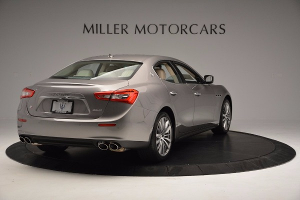 New 2017 Maserati Ghibli S Q4 EX-Loaner for sale Sold at Maserati of Greenwich in Greenwich CT 06830 6