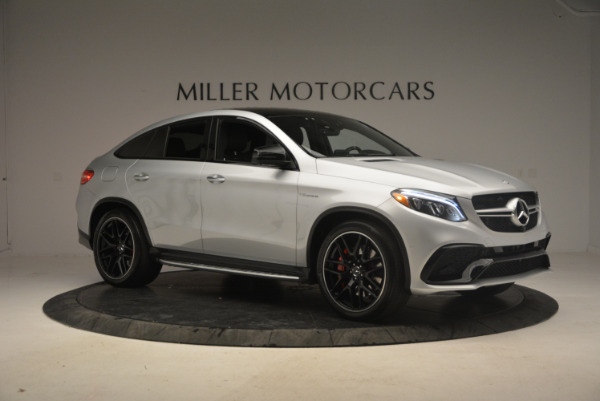 Used 2016 Mercedes Benz AMG GLE63 S for sale Sold at Maserati of Greenwich in Greenwich CT 06830 10