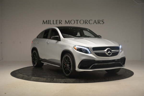 Used 2016 Mercedes Benz AMG GLE63 S for sale Sold at Maserati of Greenwich in Greenwich CT 06830 11