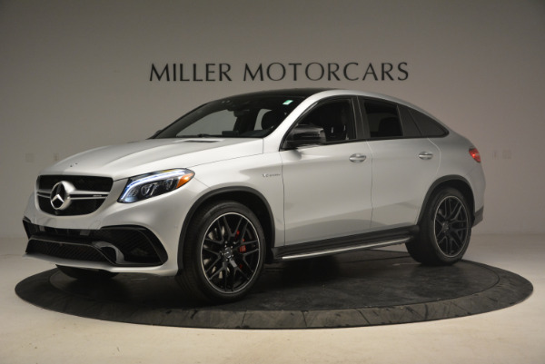 Used 2016 Mercedes Benz AMG GLE63 S for sale Sold at Maserati of Greenwich in Greenwich CT 06830 2