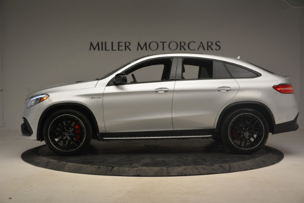 Used 2016 Mercedes Benz AMG GLE63 S for sale Sold at Maserati of Greenwich in Greenwich CT 06830 3