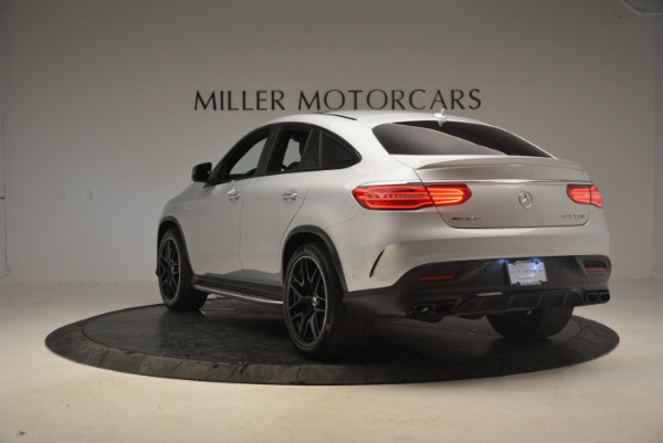 Used 2016 Mercedes Benz AMG GLE63 S for sale Sold at Maserati of Greenwich in Greenwich CT 06830 5