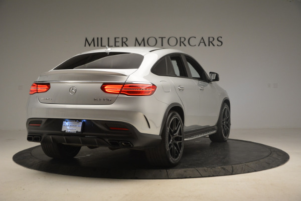 Used 2016 Mercedes Benz AMG GLE63 S for sale Sold at Maserati of Greenwich in Greenwich CT 06830 7