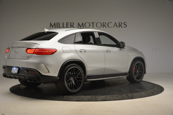 Used 2016 Mercedes Benz AMG GLE63 S for sale Sold at Maserati of Greenwich in Greenwich CT 06830 8
