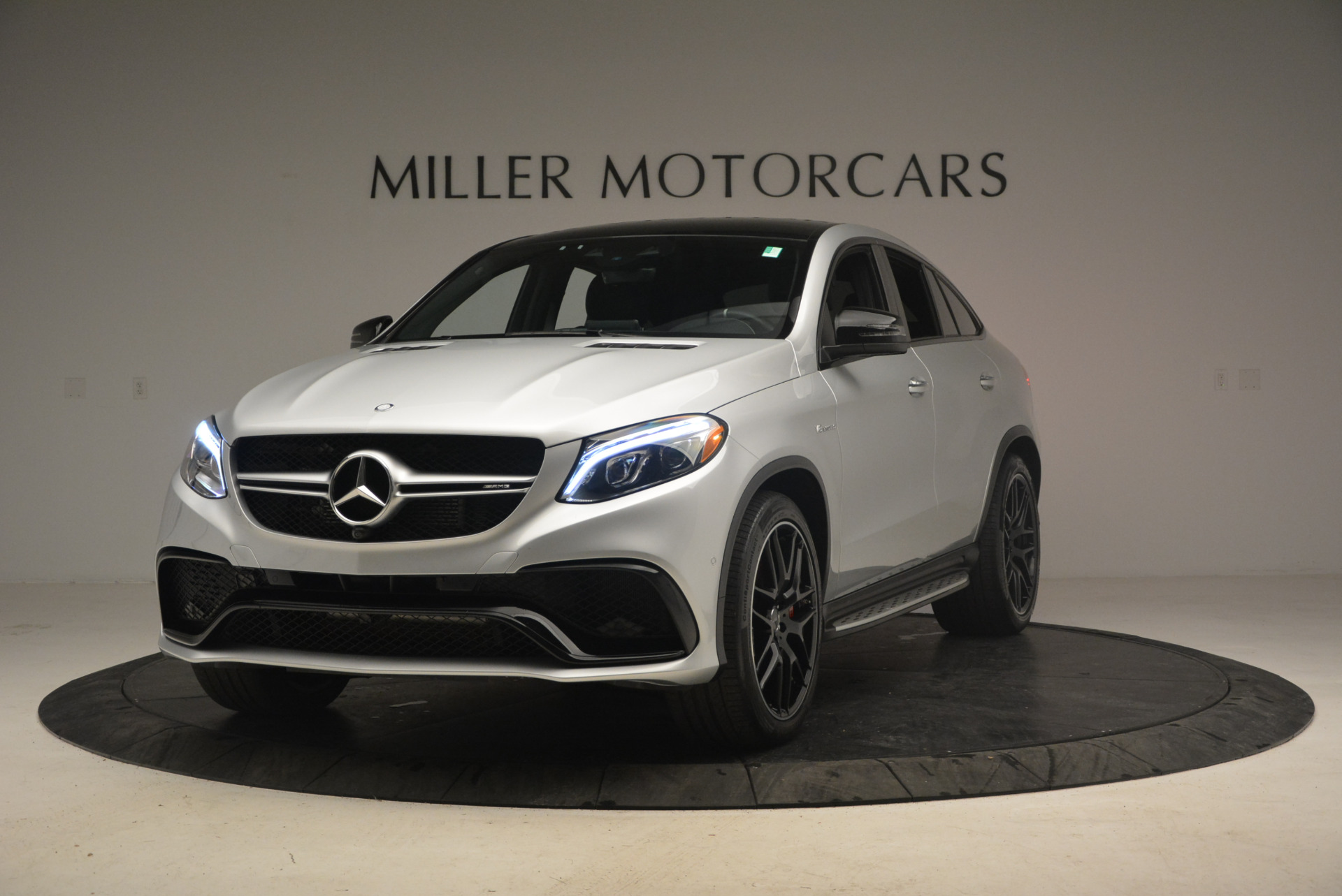 Used 2016 Mercedes Benz AMG GLE63 S for sale Sold at Maserati of Greenwich in Greenwich CT 06830 1
