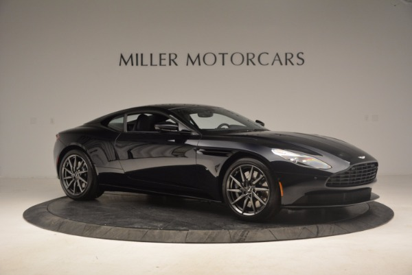 Used 2017 Aston Martin DB11 V12 Coupe for sale Sold at Maserati of Greenwich in Greenwich CT 06830 10