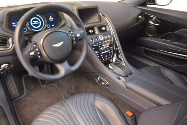 Used 2017 Aston Martin DB11 V12 Coupe for sale Sold at Maserati of Greenwich in Greenwich CT 06830 14