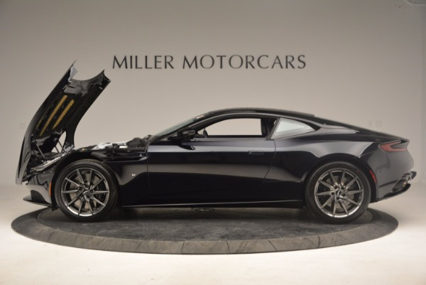 Used 2017 Aston Martin DB11 V12 Coupe for sale Sold at Maserati of Greenwich in Greenwich CT 06830 19