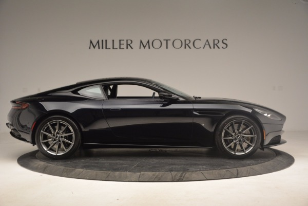 Used 2017 Aston Martin DB11 V12 Coupe for sale Sold at Maserati of Greenwich in Greenwich CT 06830 9