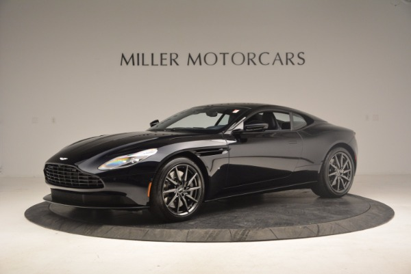 Used 2017 Aston Martin DB11 V12 Coupe for sale Sold at Maserati of Greenwich in Greenwich CT 06830 1