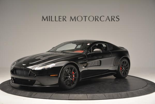 New 2015 Aston Martin V12 Vantage S for sale Sold at Maserati of Greenwich in Greenwich CT 06830 2