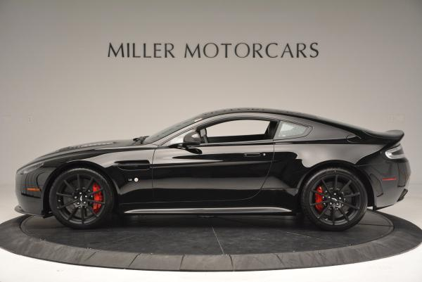 New 2015 Aston Martin V12 Vantage S for sale Sold at Maserati of Greenwich in Greenwich CT 06830 3