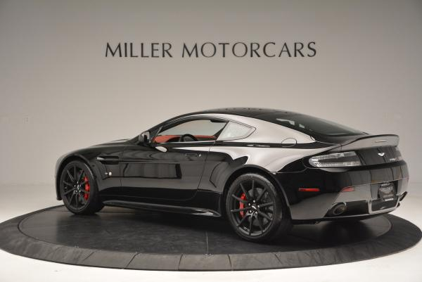 New 2015 Aston Martin V12 Vantage S for sale Sold at Maserati of Greenwich in Greenwich CT 06830 4