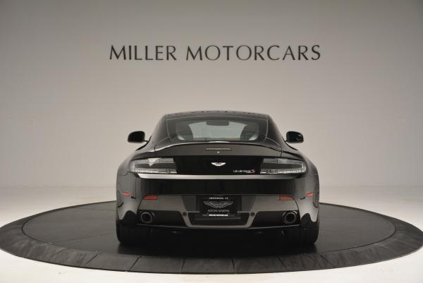 New 2015 Aston Martin V12 Vantage S for sale Sold at Maserati of Greenwich in Greenwich CT 06830 6