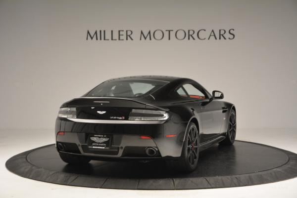 New 2015 Aston Martin V12 Vantage S for sale Sold at Maserati of Greenwich in Greenwich CT 06830 7