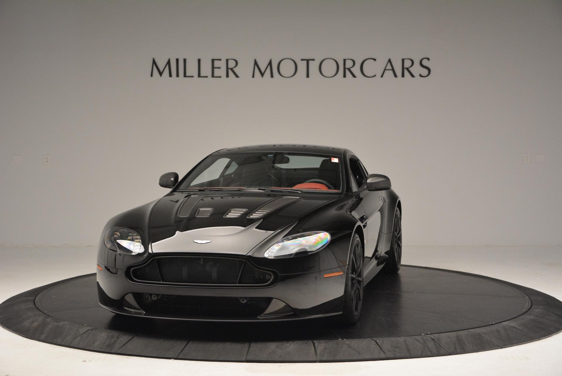 New 2015 Aston Martin V12 Vantage S for sale Sold at Maserati of Greenwich in Greenwich CT 06830 1