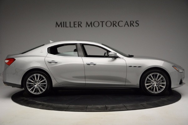 New 2017 Maserati Ghibli S Q4 for sale Sold at Maserati of Greenwich in Greenwich CT 06830 9