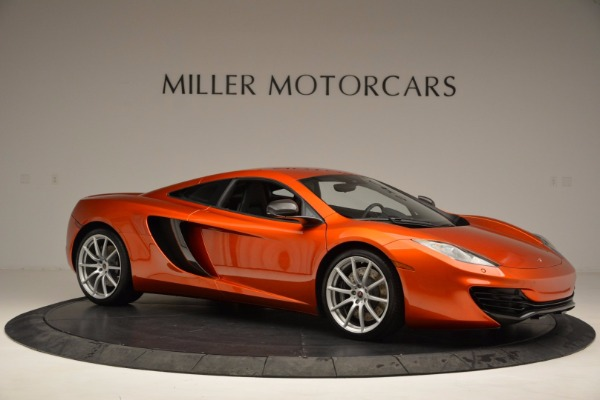 Used 2012 McLaren MP4-12C for sale Sold at Maserati of Greenwich in Greenwich CT 06830 10