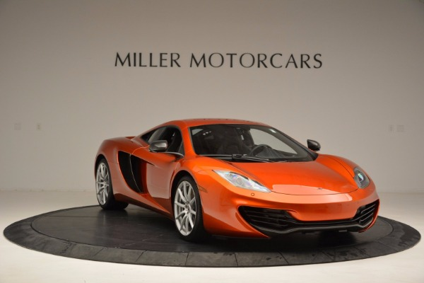Used 2012 McLaren MP4-12C for sale Sold at Maserati of Greenwich in Greenwich CT 06830 11