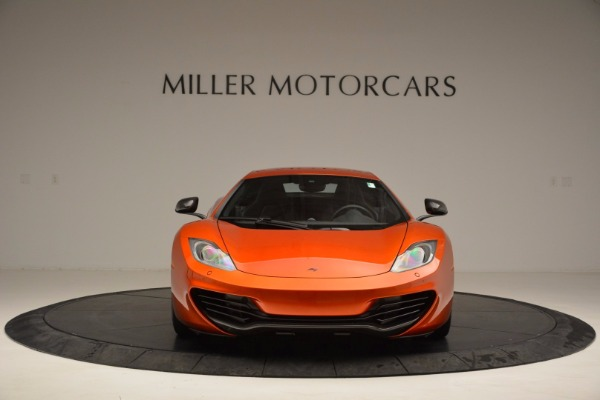 Used 2012 McLaren MP4-12C for sale Sold at Maserati of Greenwich in Greenwich CT 06830 12