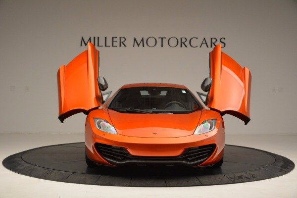 Used 2012 McLaren MP4-12C for sale Sold at Maserati of Greenwich in Greenwich CT 06830 13