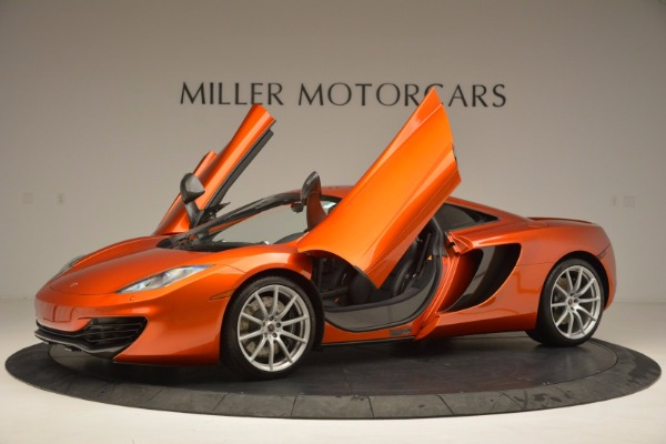 Used 2012 McLaren MP4-12C for sale Sold at Maserati of Greenwich in Greenwich CT 06830 14