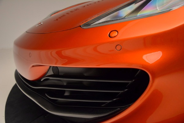 Used 2012 McLaren MP4-12C for sale Sold at Maserati of Greenwich in Greenwich CT 06830 16